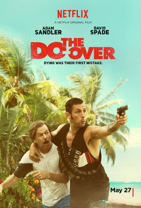 The Do-Over movie poster