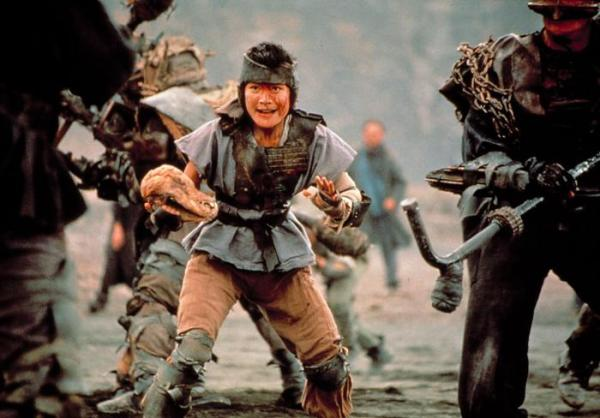BLOOD OF HEROES (aka SALUTE OF THE JUGGER), Joan Chen, 1988