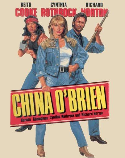china O'Biren