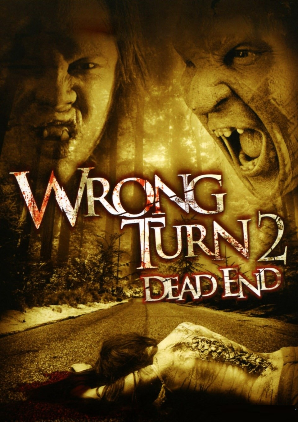 John's Horror Corner: Wrong Turn 2: Dead End (2007), an over