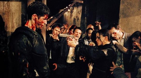 John S Horror Corner Resident Evil 2002 Milla Jovovich Versus