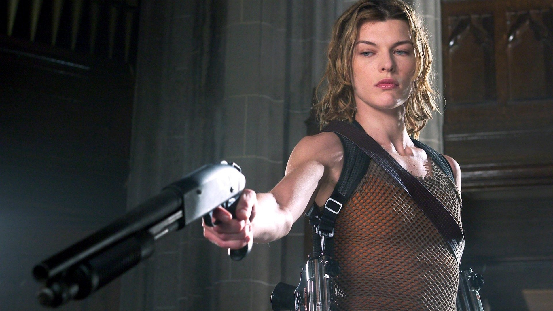 Opinion Resident evil movie girl apologise