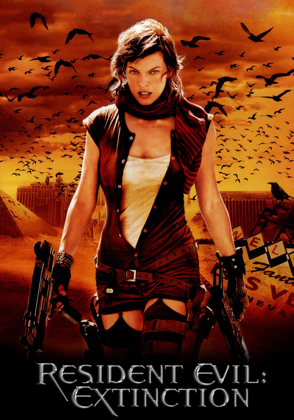 Resident Evil 7 Film Stream