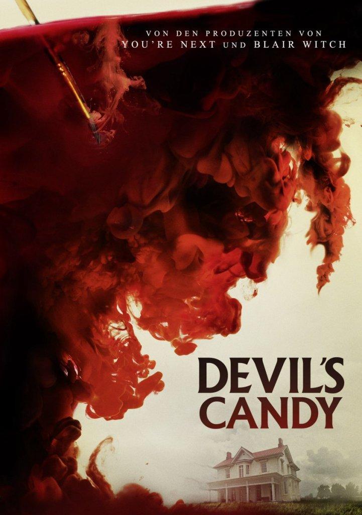 John S Horror Corner The Devil S Candy 2015 An