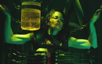 John's Horror Corner: Saw III (2006), proving that torture