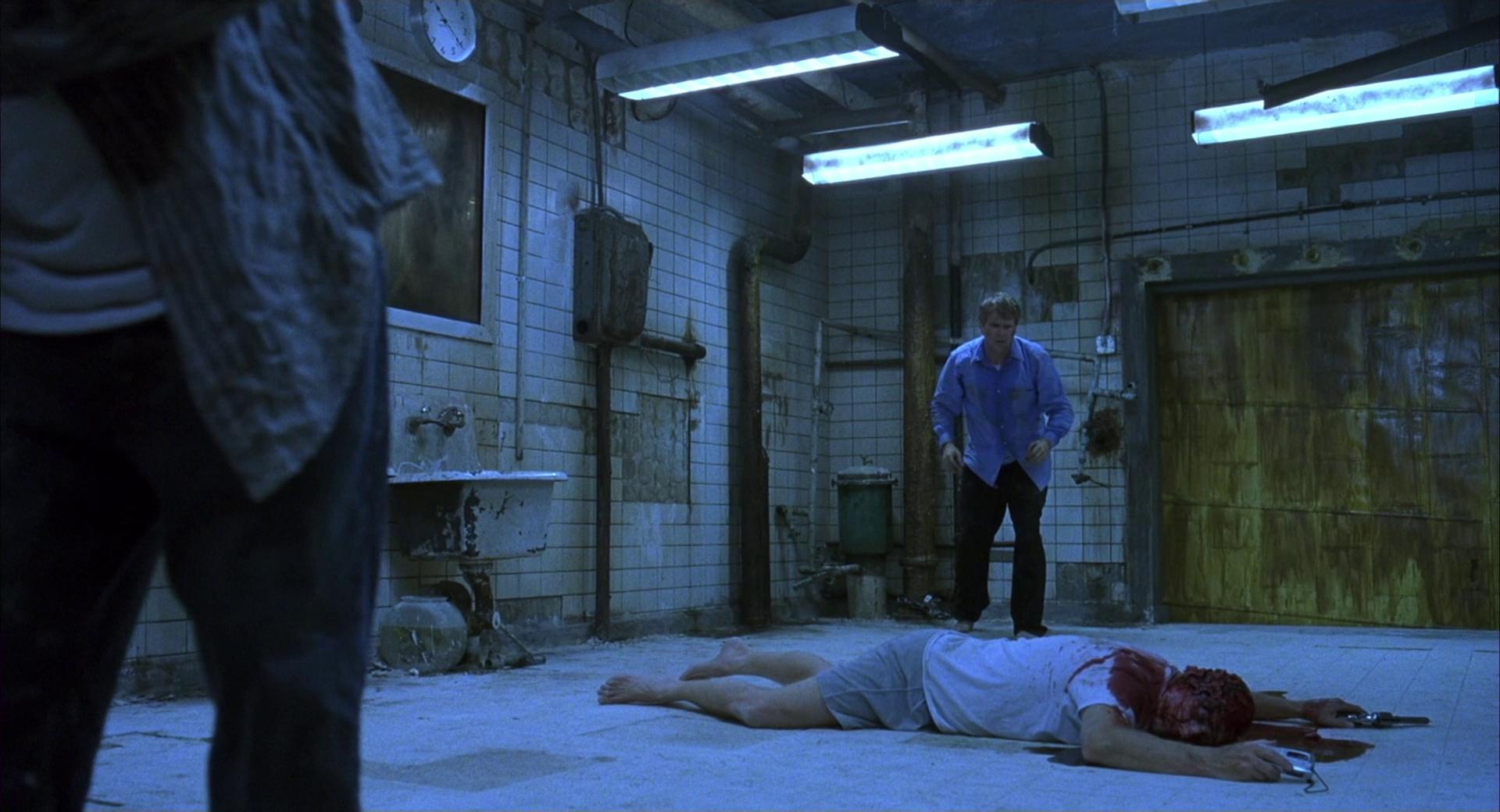 John's Horror Corner: Saw (2004), James Wan's progenitor of