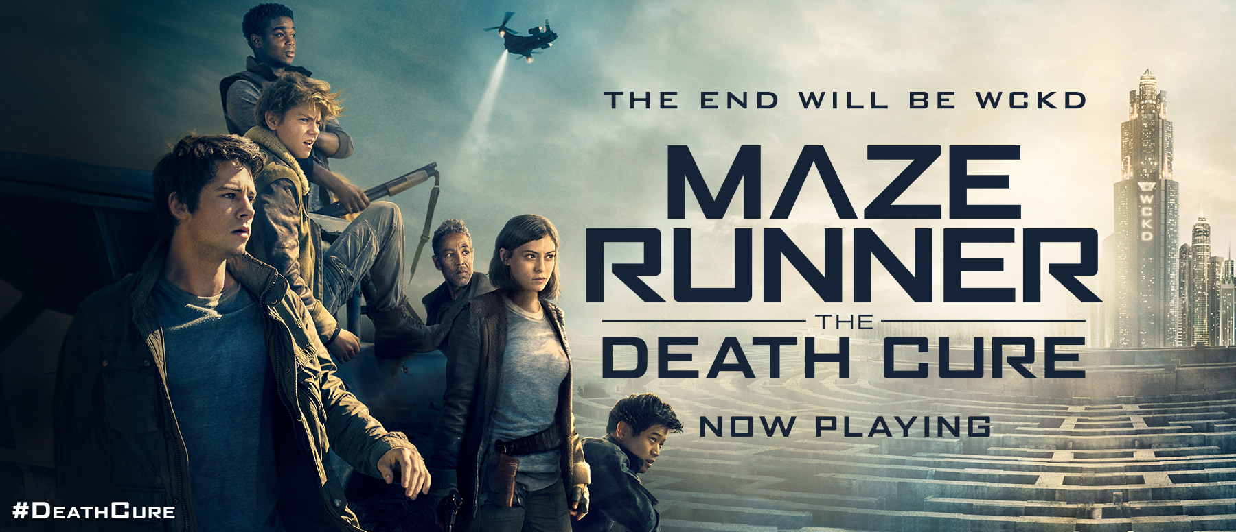 Maze Runner: The Death Cure: A Solid Send-Off to a Trilogy That Punched Above itsWeight