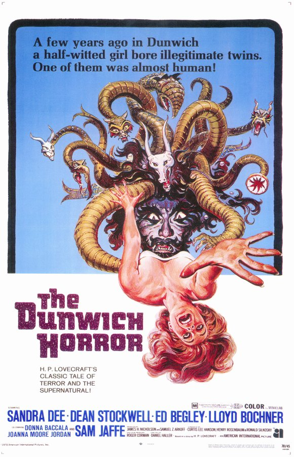 John's Horror Corner: The Dunwich Horror (1970), an early