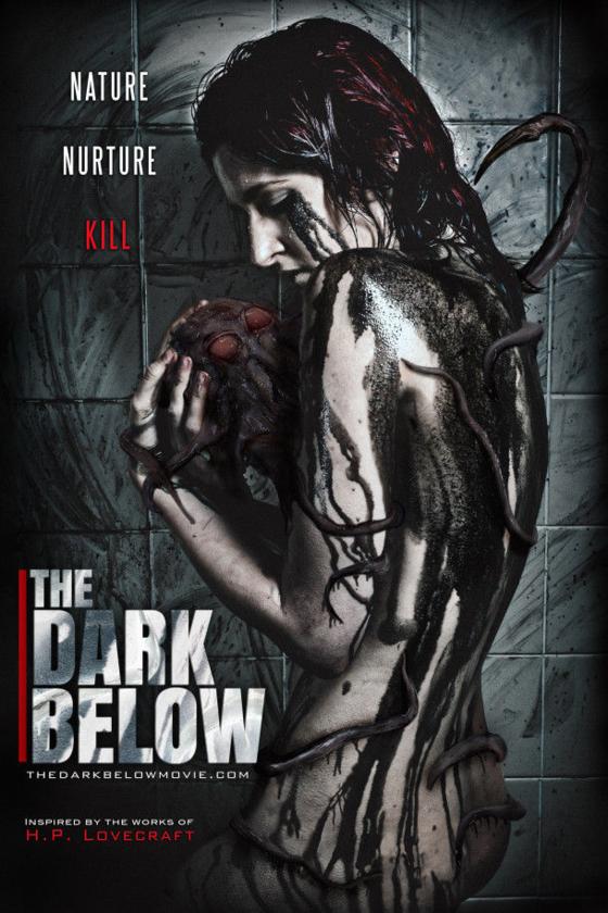 John's Horror Corner: The Creature Below (2016, aka The Dark
