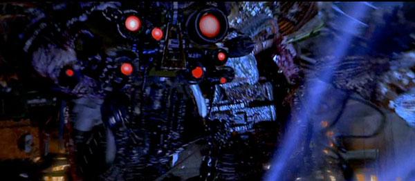 John's Horror Corner: Virus (1999), The Thing (1982) meets The