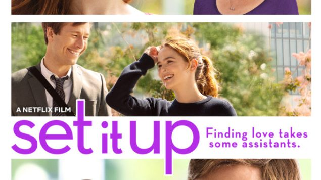 Image result for set it up movie poster