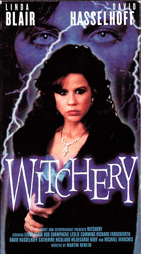 John's Horror Corner: Witchery (1988), an aimless haunted ...