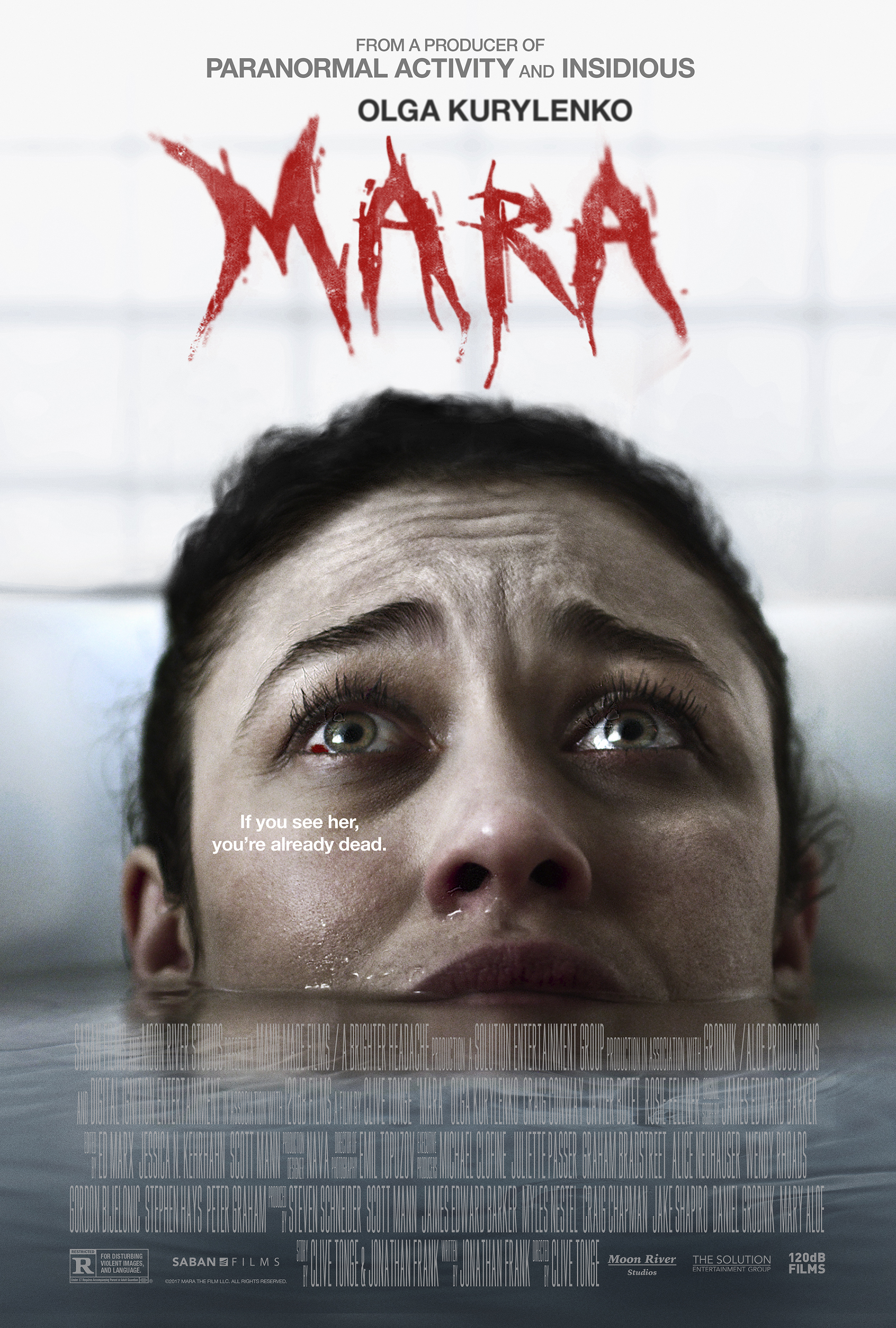 John's Horror Corner: Mara (2018), a sleep paralysis demon