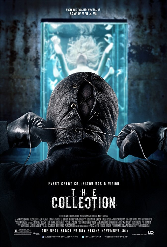 John's Horror Corner: The Collection (2012), a lousy attempt