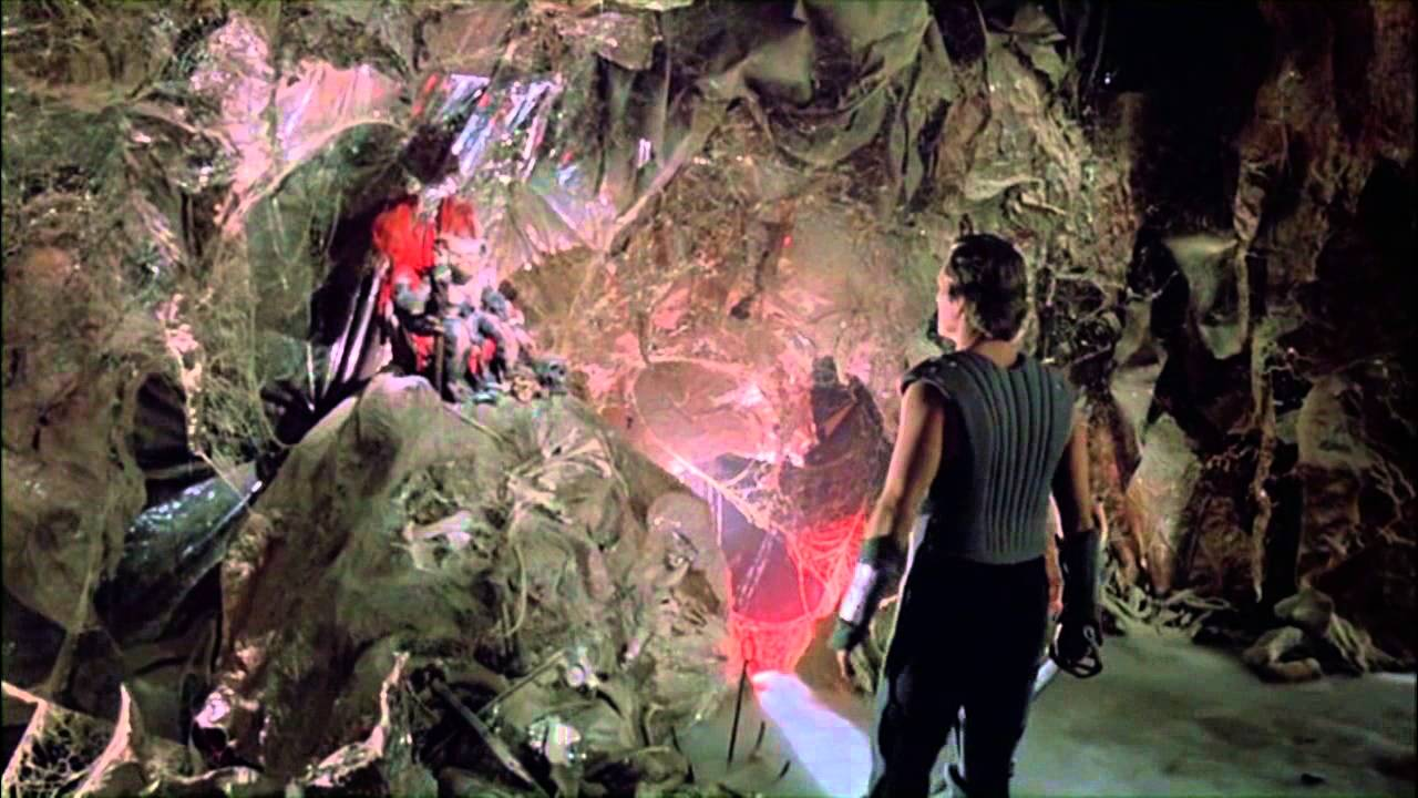 Bad Movie Tuesday: The Dungeonmaster (1984; aka Ragewar), another sword and  sorcery fantasy B-movie with a laser-shooting techno-anthology spin. |  Movies, Films & Flix