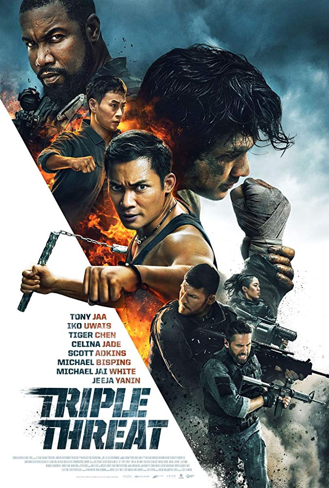 Triple Threat (2019), this is The Expendables (2010) of