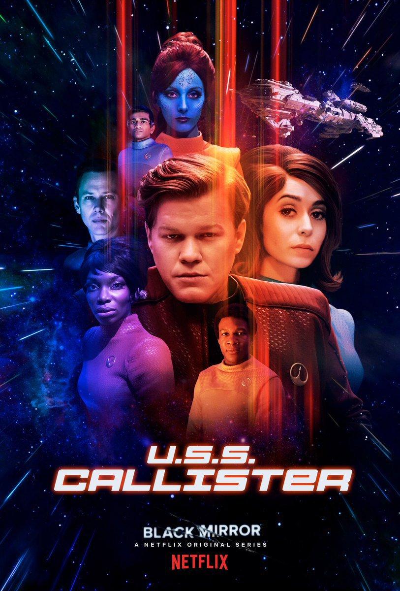 Black Mirror, Season 4 (2017), the science fiction anthology