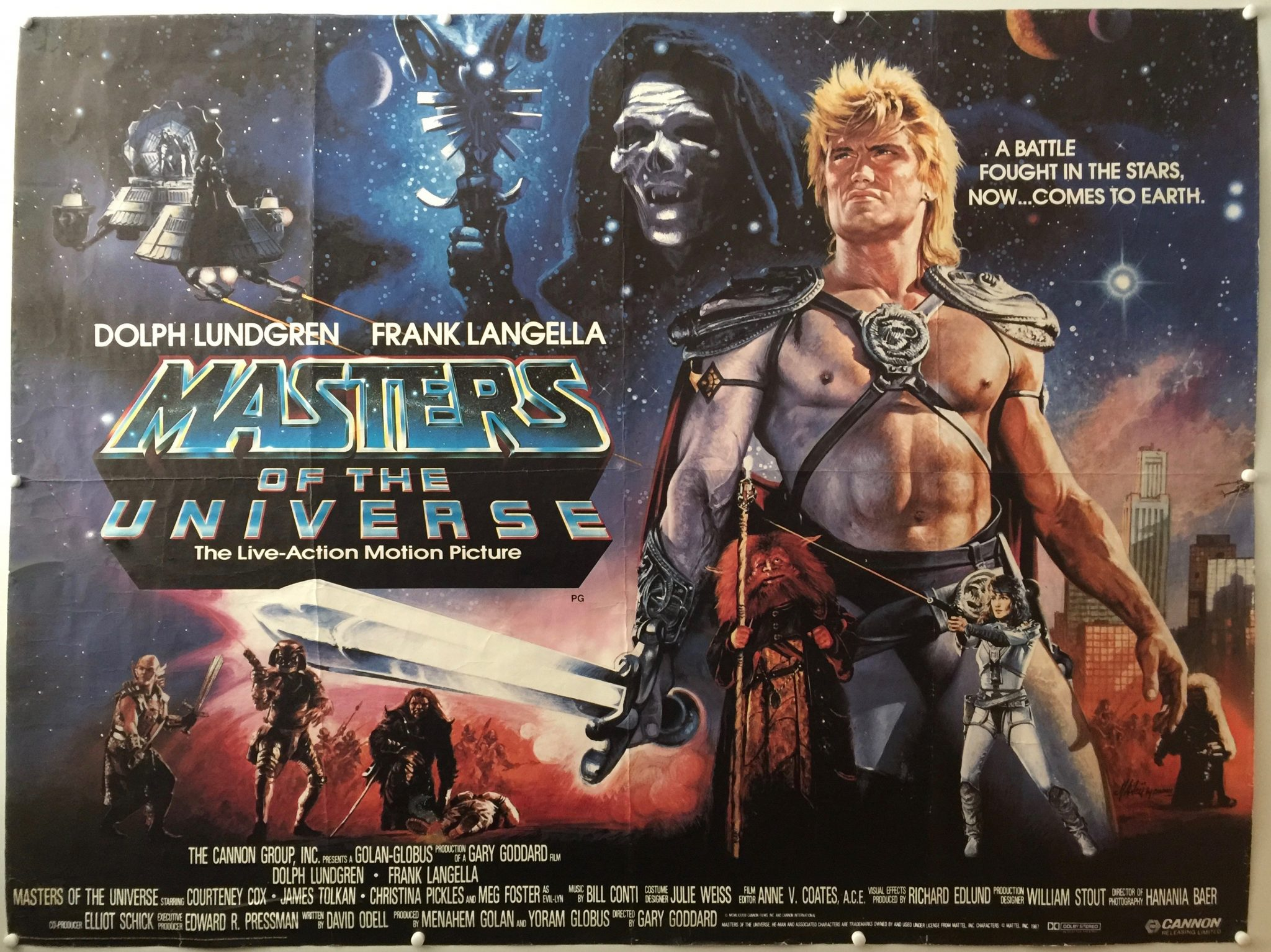 Masters Of The Universe Film Stream